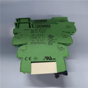 Phoenix 2912390 PLC-BSP-230UC/21HC Temperature Control Module