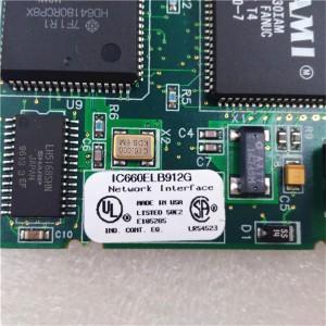 PLC GE IC660ELB912G