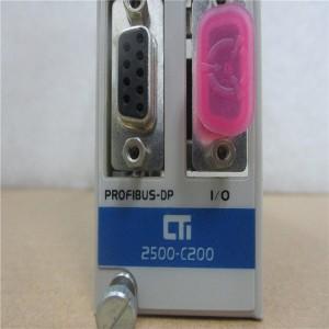 Plc Control System CTI 2500-C200