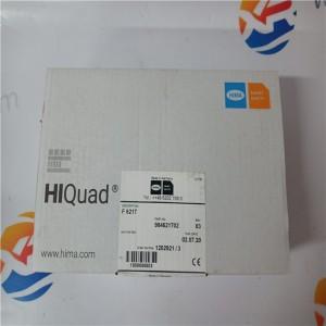 HIMA F6217  MICROPROCESSOR New AUTOMATION Controller MODULE DCS PLC Module