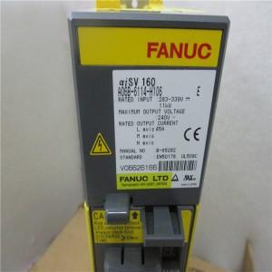 Plc Control System FANUC A06B-6114-H106